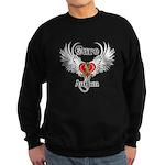 Cure Autism Sweatshirt (dark)