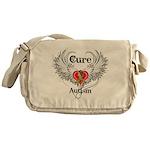 Cure Autism Messenger Bag