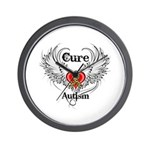 Cure Autism Wall Clock