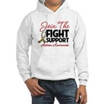 Join The Fight Autism Hooded Sweatshirt