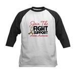 Join The Fight Autism Kids Baseball Jersey