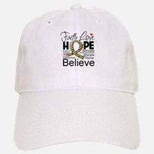 Faith Love Hope Autism Baseball Baseball Cap