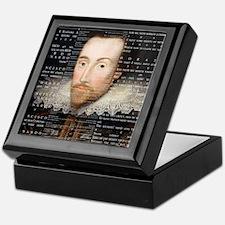 Shakespeare, Text of Hamlet, Keepsake Box