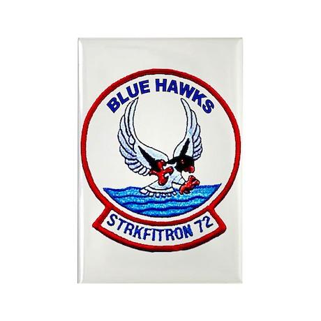 VFA 72 Blue Hawks Rectangle Magnet