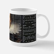 Shakespeare, Text of Hamlet, Small Small Mug