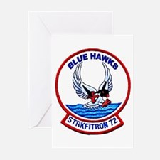 VFA 72 Blue Hawks Greeting Cards (Pk of 10)