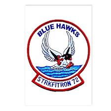 VFA 72 Blue Hawks Postcards (Package of 8)