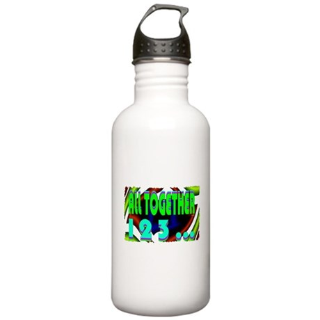 all together now 123 Stainless Water Bottle 1.0L
