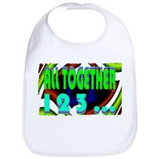 all together now 123 Bib