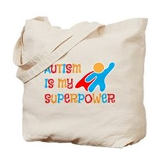 Cute Autism Tote Bag