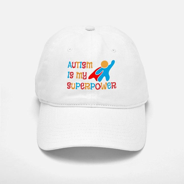 Cute Autism Baseball Baseball Cap