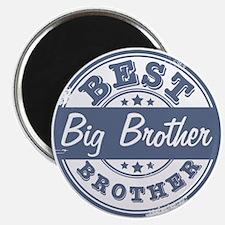"""Best Big Brother 2.25"""" Magnet (10 pack)"""
