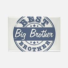 Best Big Brother Rectangle Magnet