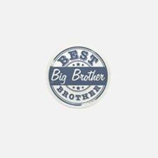 Best Big Brother Mini Button
