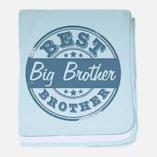 Best Big Brother baby blanket
