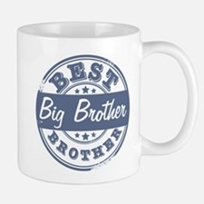 Best Big Brother Mug