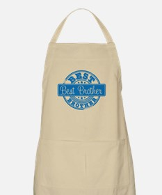 BEst Brother rubber stamp effect Apron