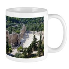 Herod Atticus theater Small Mug