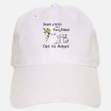 Grant Wish - Opt to Adopt Baseball Baseball Cap