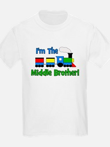train_imthemiddlebrother T-Shirt