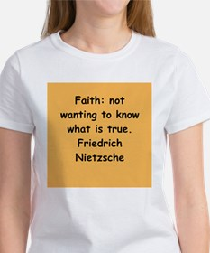 nietzsche gifts and apparel. Tee
