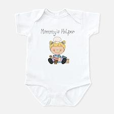Mommy's Helper (Baking) Infant Bodysuit