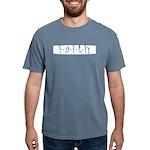 Faith Mens Comfort Colors Shirt
