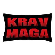 Krav Maga Pillow Case