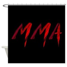 MMA Shower Curtain