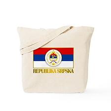 """""""Republika Srpska Tote Bag"""