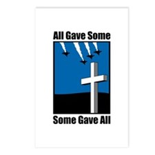 Some Gave All Postcards (Package of 8)