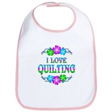 Quilting Love Bib