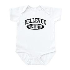 Bellevue Washington Infant Bodysuit