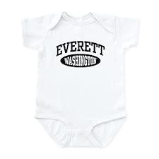 Everett Washington Infant Bodysuit