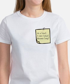 User Story Women's T-Shirt