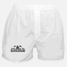 Grab Life By The Handlebars Boxer Shorts