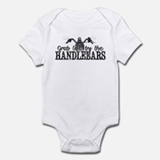 Grab Life By The Handlebars Infant Bodysuit