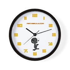 Black N.E.L.F Wall Clock