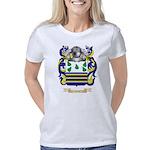 Hardcore Library User Women's V-Neck T-Shirt