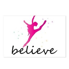 Believe (ballet) Postcards (Package of 8)
