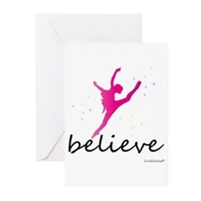Believe (ballet) Greeting Cards (Pk of 20)