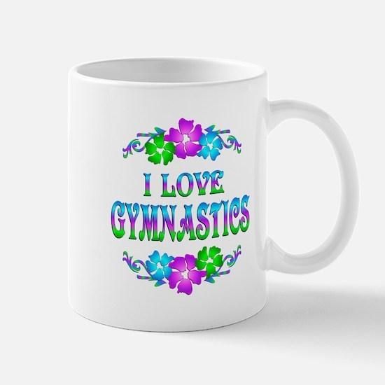 Gymnastics Love Mug