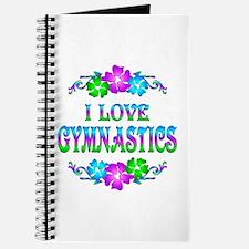 Gymnastics Love Journal