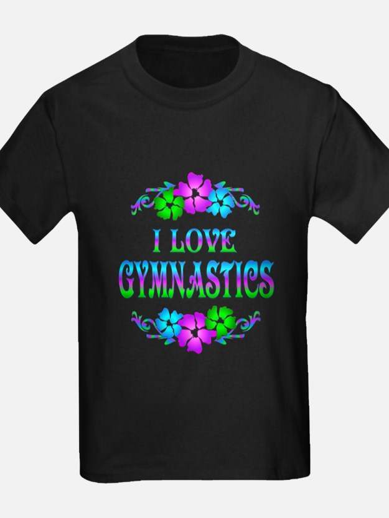 Gymnastics Love T