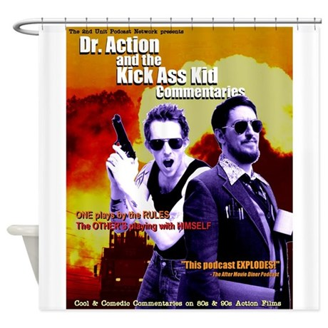 Nifty Gifts Shower Curtain