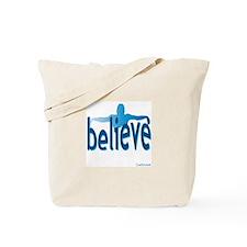 Believe Swim Tote Bag