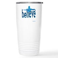 Believe Swim Travel Mug