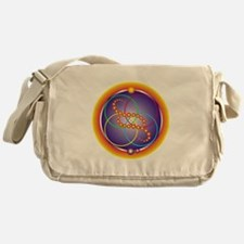 Crop Circle Messenger Bag
