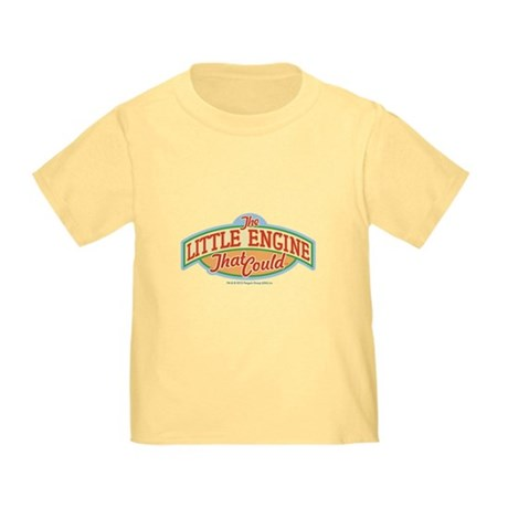 Little Engine That Could Arch Logo Toddler T-Shirt