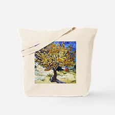 Van Gogh Mulberry Tree Tote Bag